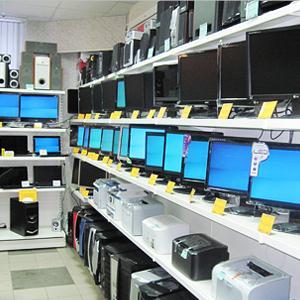 Компьютерные магазины Убинского