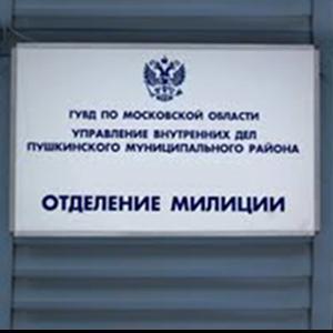 Отделения полиции Убинского