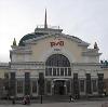 Железнодорожные вокзалы в Убинском