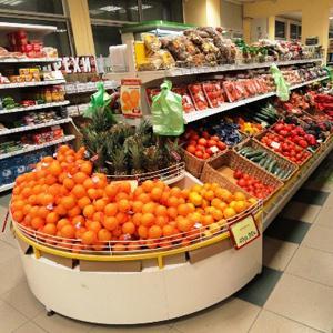 Супермаркеты Убинского